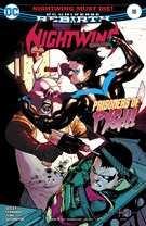 Nightwing Comic 6/1/2017