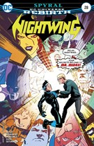 Nightwing Comic 11/1/2017