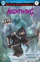 Nightwing Comic 11/15/2017