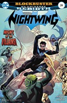 Nightwing Comic 9/1/2017