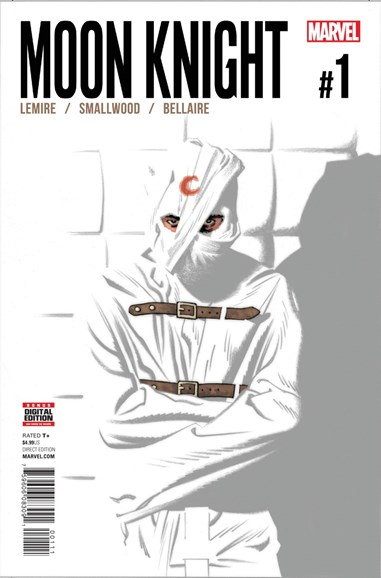 Moon Knight Cover - 6/1/2016