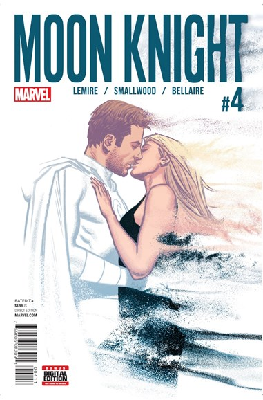 Moon Knight Cover - 9/1/2016