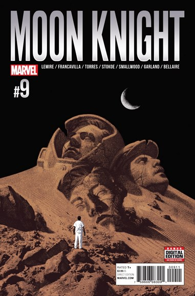 Moon Knight Cover - 2/1/2017