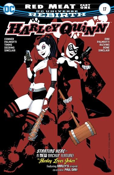 Harley Quinn Cover - 6/1/2017