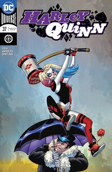 Harley Quinn Cover - 4/1/2018