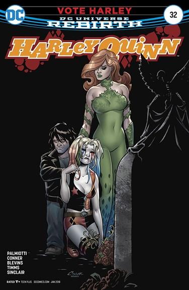 Harley Quinn Cover - 1/15/2018