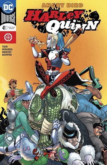 Harley Quinn Cover - 6/1/2018
