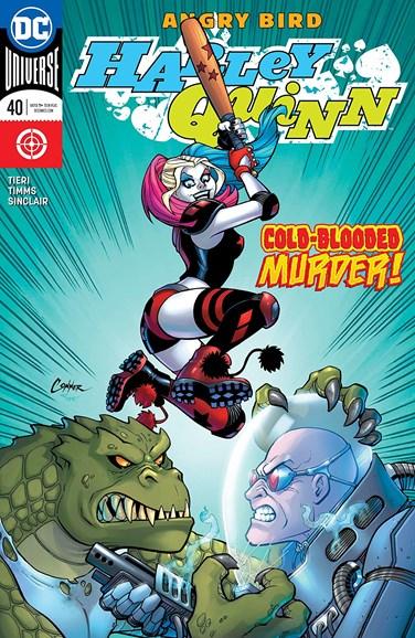 Harley Quinn Cover - 5/15/2018