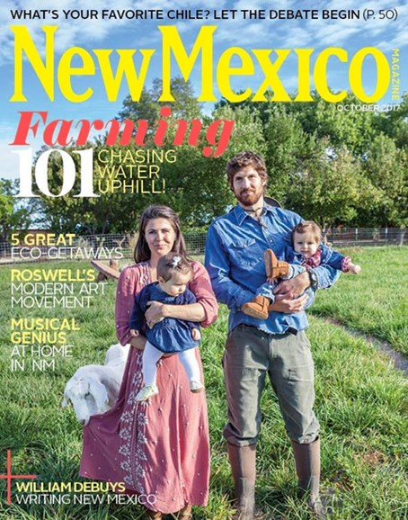 New Mexico Cover - 10/1/2017