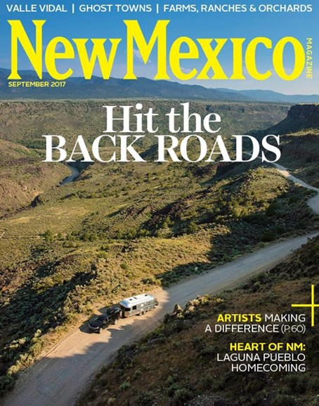 New Mexico Cover - 9/1/2017