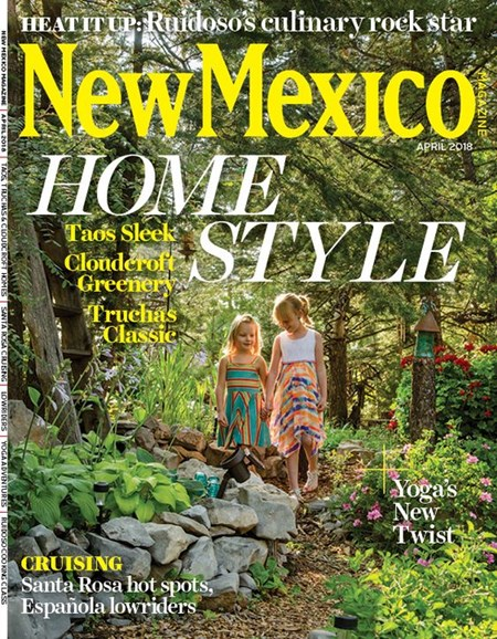 New Mexico Cover - 4/1/2018