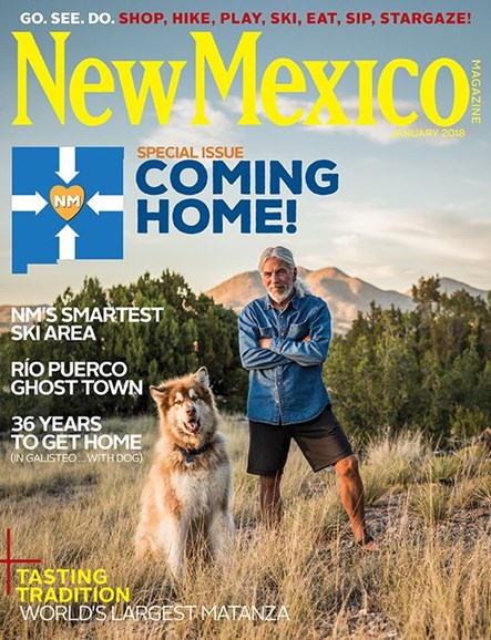 New Mexico Cover - 1/1/2018