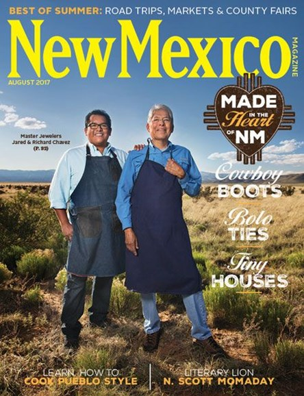 New Mexico Cover - 8/1/2017