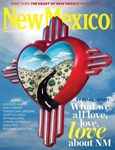 New Mexico Cover - 1/1/2017