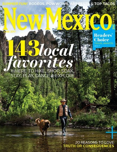 New Mexico Cover - 6/1/2017