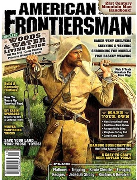 American Frontiersman Cover - 6/1/2016