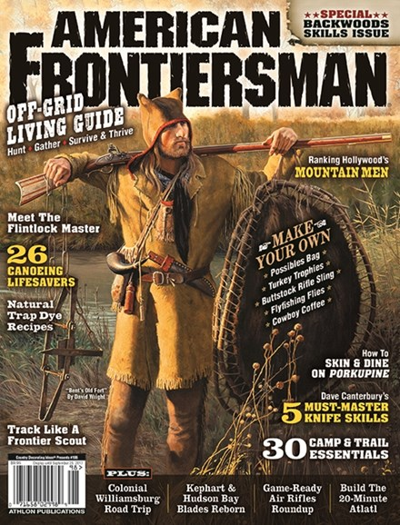 American Frontiersman Cover - 6/1/2017