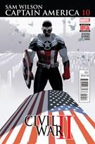 All-New Captain America 8/1/2016