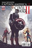 All-New Captain America 9/1/2016