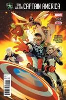 All-New Captain America 9/1/2017