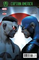 All-New Captain America 10/1/2017