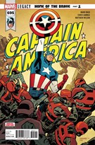 All-New Captain America 1/1/2018