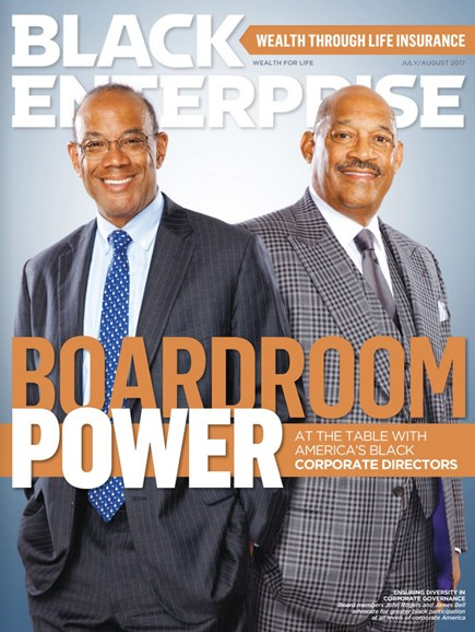 Black Enterprise Cover - 7/1/2017
