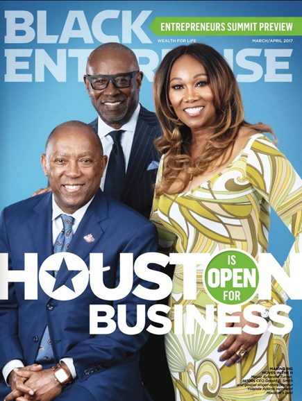 Black Enterprise Cover - 3/1/2017