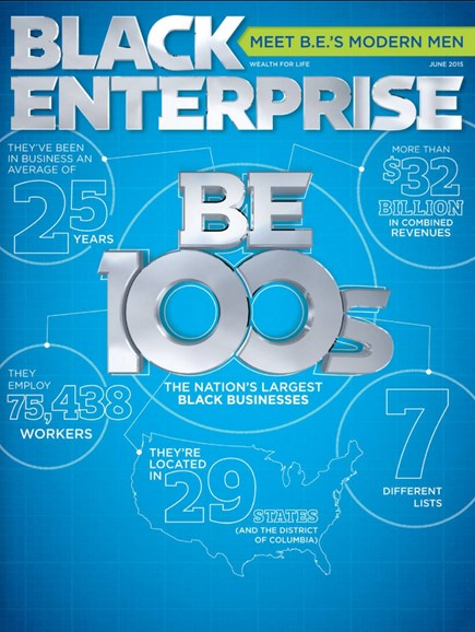 Black Enterprise Cover - 6/1/2015