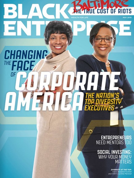 Black Enterprise Cover - 5/1/2015
