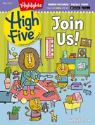 High Five Magazine 5/1/2018