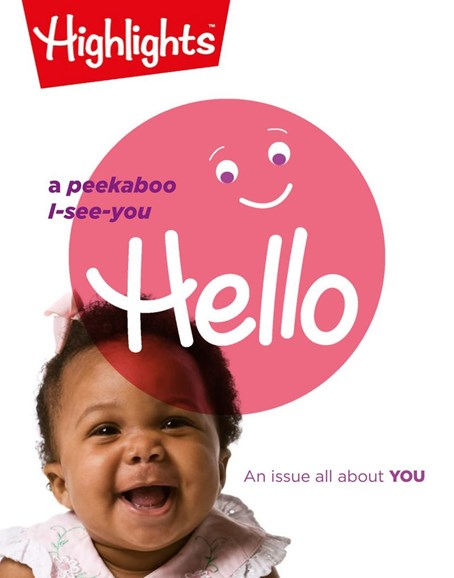 Highlights Hello Cover - 5/1/2018