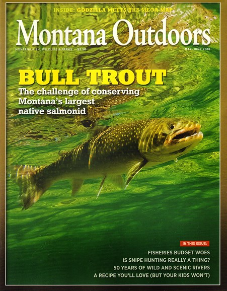 Montana Outdoors Cover - 5/1/2018