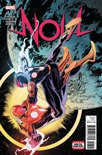 Nova Comic | 8/1/2017 Cover