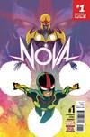 Nova Comic | 2/1/2017 Cover