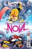 Nova Comic | 3/1/2017 Cover