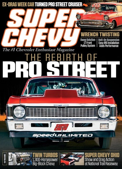 Super Chevy Cover - 6/1/2018