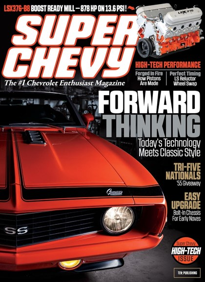 Super Chevy Cover - 7/1/2018