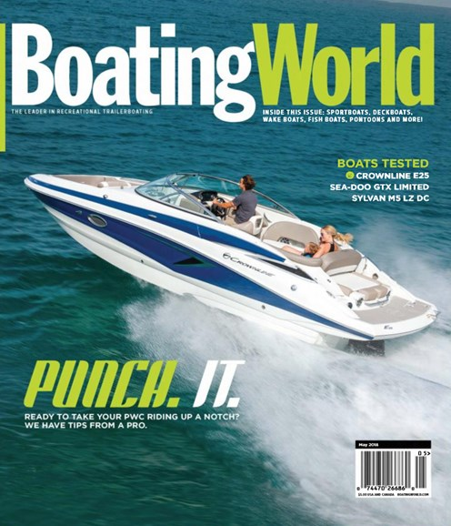 Boating World Cover - 5/1/2018