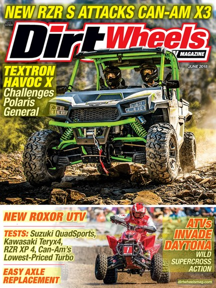 Dirt Wheels Cover - 6/1/2018