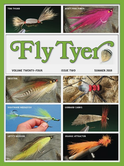 Fly Tyer Cover - 6/1/2018