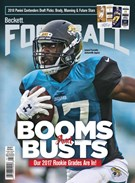 Beckett Football  Magazine 5/1/2018