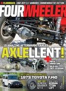 Four Wheeler Magazine 7/1/2018