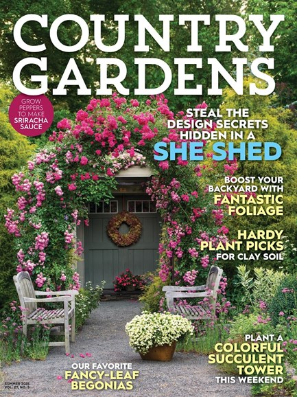 Country Gardens Cover - 7/1/2018