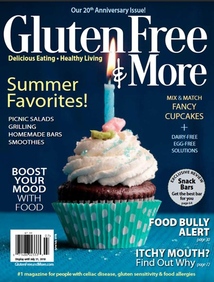 Simply Gluten Free Cover - 6/1/2018