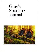 Gray's Sporting Journal Magazine 5/1/2018