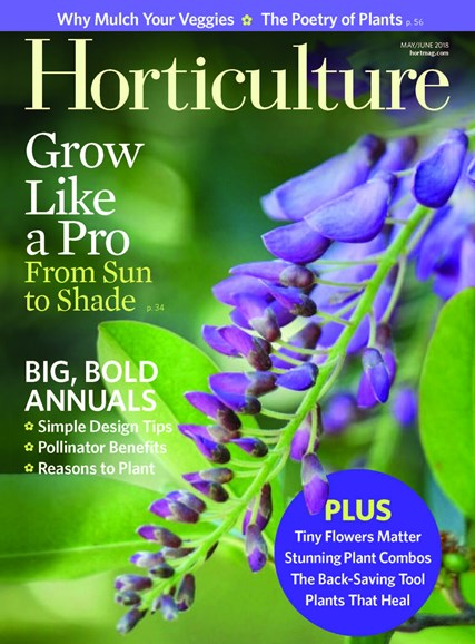 Horticulture Cover - 5/1/2018