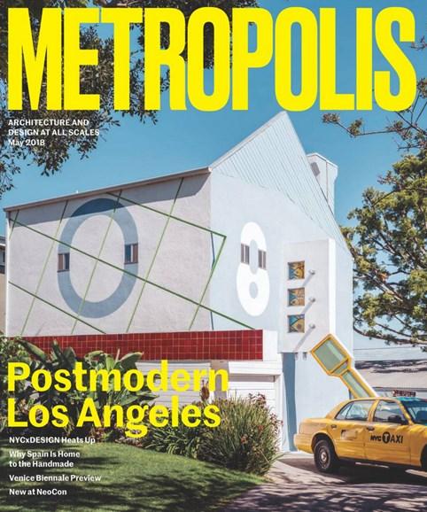 Metropolis Cover - 5/1/2018