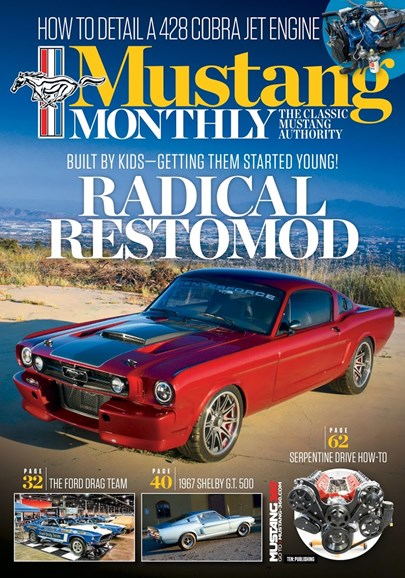 Mustang Monthly Cover - 5/1/2018