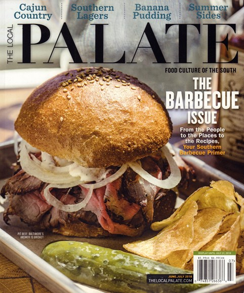 The Local Palate Cover - 6/1/2018